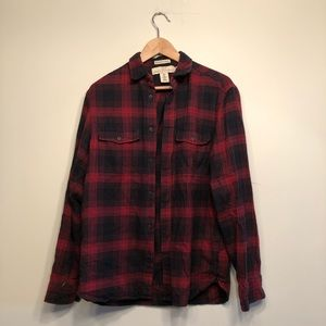 H&M Red/Blue Flannel